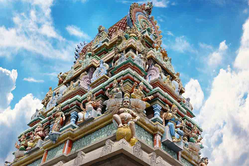 Sri Meenakshi Temple | Perfect Vacation Pick in Pearland | Pearland RV Park