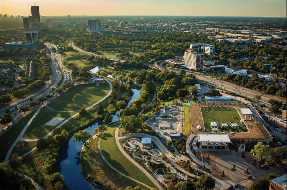 Buffalo Bayou Park | Pearland RV Park