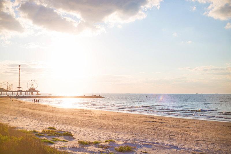 Houston Area Beaches | Pearland RV Park