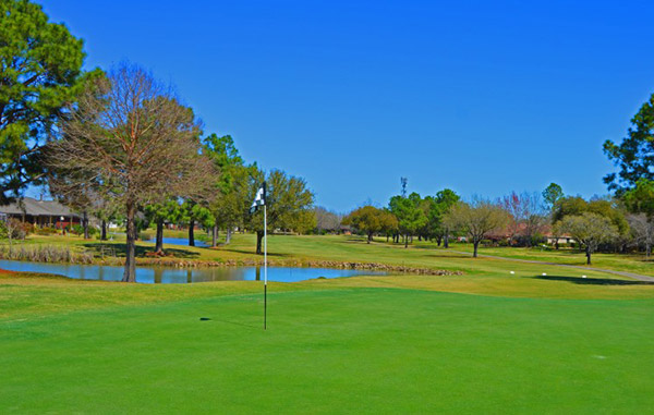 Golfing near Manvel, Texas | Pearland RV Park